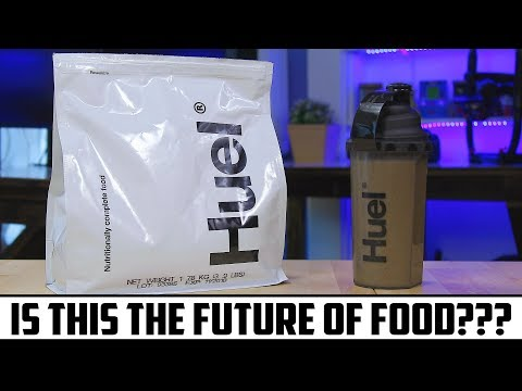 Huel Unboxing & Review | What!? What!?