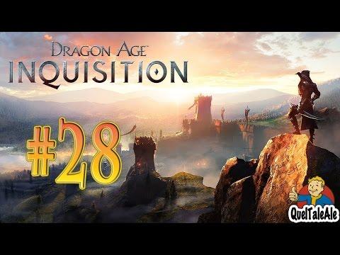 Dragon Age Inquisition - Gameplay ITA - Walkthrough #28 - Jenny La Rossa E Vivienne