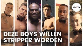 Stripper worden is mijn droom HEREN UIT DE KLEREN #01