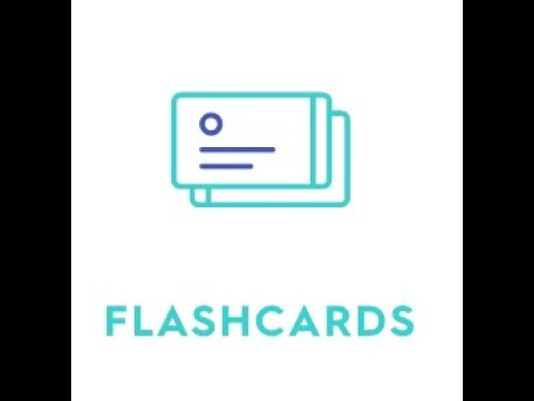 Quizlet: How To Use Flashcards