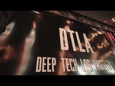 Deep Tech Los Angeles Compilation Release Party at Sunday Sanctuary