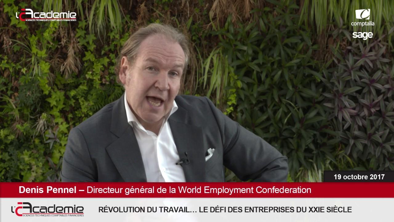 Les Entretiens de l'Académie : Denis Pennel