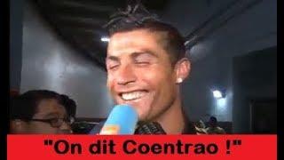 Quand les footballeurs se moquent des journalistes !