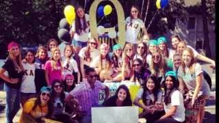 Kappa Alpha Theta Recruitment 2014 - Emory University