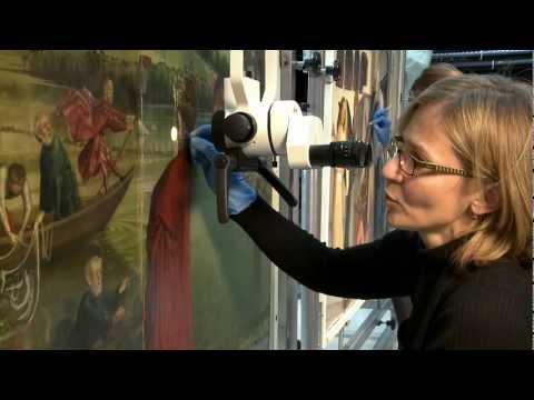 Conservation et restauration du Retable de Konrad Witz