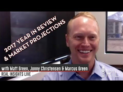 2017 Year in Review & Market Projections