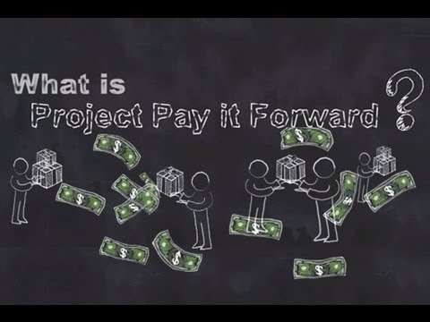 Project Pay it Forward Preview