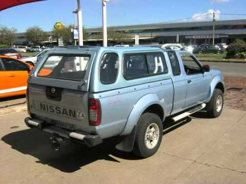 2006 NISSAN HARDBODY 3000TD SEL  Auto For Sale On Auto Trader South Africa