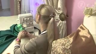 Видео как сшить платье. Вечернее платье за 60 минут!(Видео как сшить платье. Вечернее платье за час!, 2013-09-05T11:55:54.000Z)