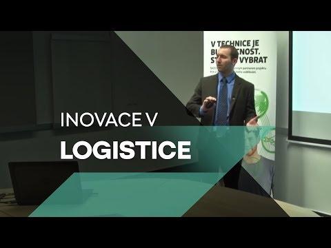 Roman Pekař - Inovace v logistice ŠKODA AUTO