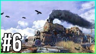 Metro Exodus Gameplay Walkthrough Part 6 - (Chapter 2 Volga Ending)