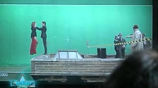 Время и Стекло с Потапом - Слеза (сюжет RUmusic)