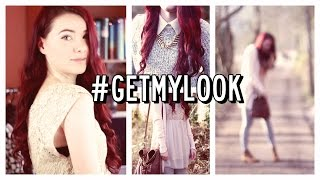 Meine MAKE-UP, HAARE & OUTFIT ROUTINE I #GetMyLook Thumbnail