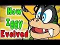 Super Mario - Evolution Of IGGY KOOPA (Koopalings 1988-2017)