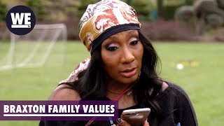 Birdman Calls Towanda | Braxton Family Values | WE tv