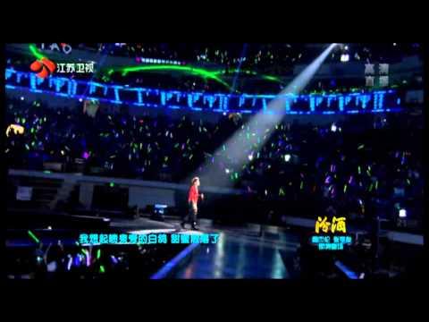 周杰伦-《说好的幸福呢》-江苏卫视2013跨年演唱会-HD