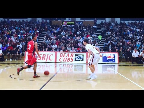 NBL BOYS CHAMPIONSHIP: Montgomery vs Cardinal Newman, 2-20-2015