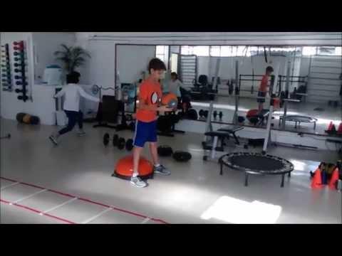 Treino Kids - Estação Personal