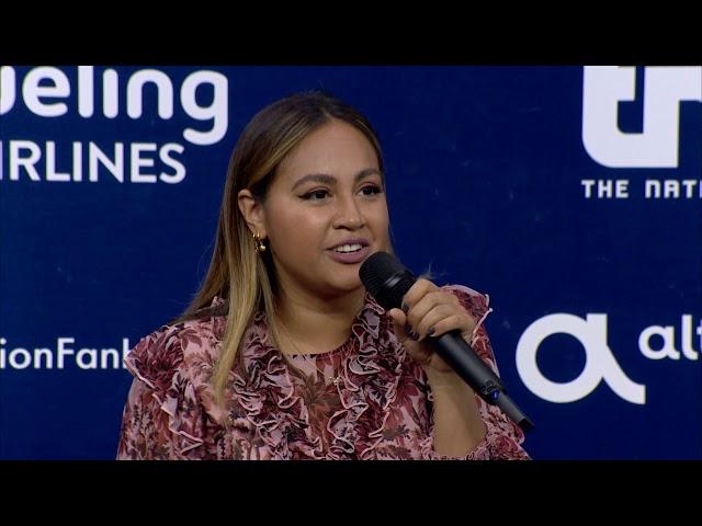 Jessica Mauboy | Austrália | Press Conference | Eurovisão 2018