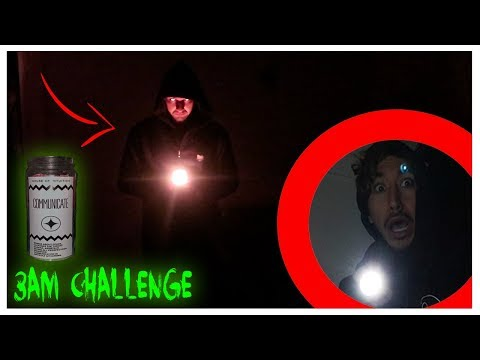 DO NOT GO OUTSIDE ALONE AT 3AM!! (Little girl SCREAMS)