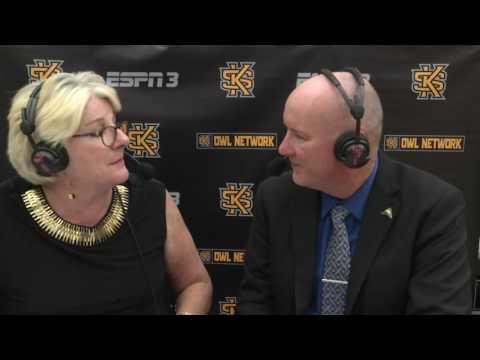 WBB Kennesaw State vs Savannah State Post Game