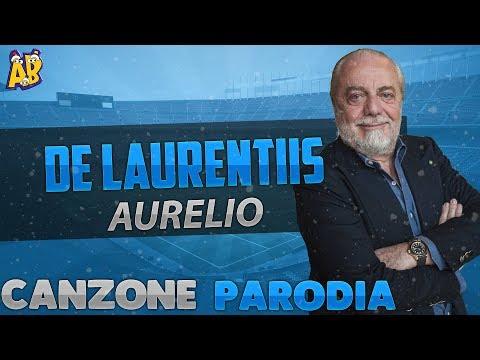 Canzone De Laurentiis - (Parodia) Luis Fonsi - Despacito ft. Daddy Yankee