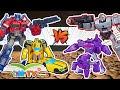 Hoạt hình Robot Biến Hình Transformers - Ô tô robot đại chiến đồ chơi | tiNiTV