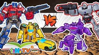 #Toy Story | Transformer Giải Cứu Thành Phố Đồ Chơi | Câu Chuyện Đồ Chơi