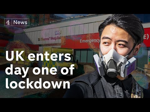 Has Lockdown Come Too Late - As UK Records Biggest Daily Rise In Virus Deaths?