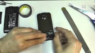 видео Установка металлических брекетов