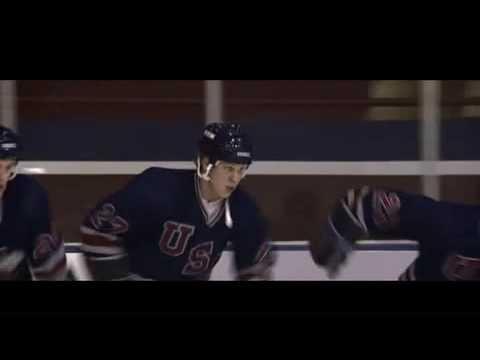 Miracle on ice: Team Work
