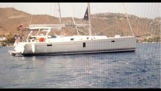 Путешествие на яхте Hanse 445 часть 5 2015 год