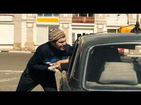 Не связывайтесь с таксистами))(фрагмент из фильма  Всё и сразу)