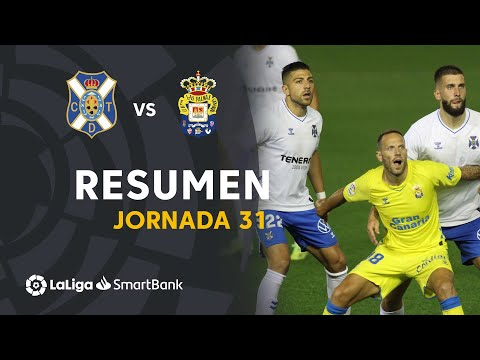 Tenerife Las Palmas Goals And Highlights