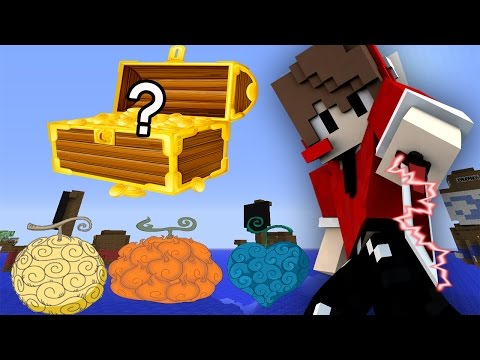 TaiGn Minecraft วันพีช Hardcore #6 เริ่มออกล่าผลปีศาจ