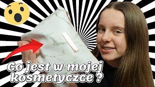 CO JEST W MOJEJ KOSMETYCZCE?! | Amelie