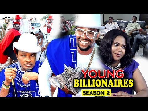 Young Billionaires Season 2 - Zubby Michaels 2017 Latest Nigerian Nollywood Movie | African Movies