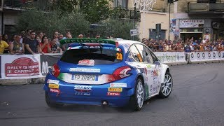 Rally di Roma Capitale 2018 - Peugeot 208 T16 e Paolo Andreucci - Highlights