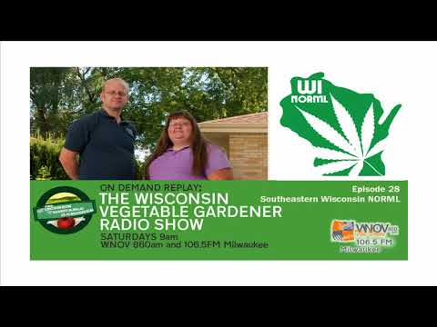The Food We waste, Growing Sprouts The Wisconsin Vegetable Gardener Radio show #28
