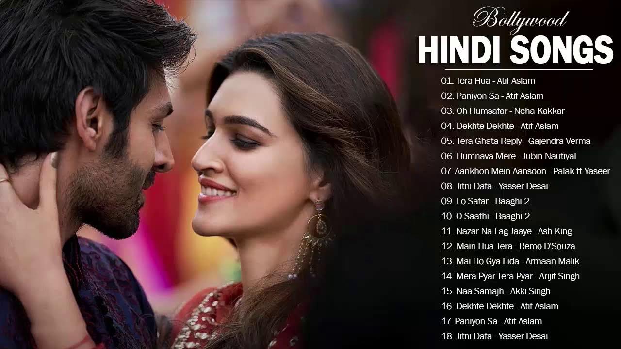 romantic hindi love songs