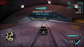 Need For Speed Carbon - Drift Bronze [1080p60 - GTX 1080 - 28/50]