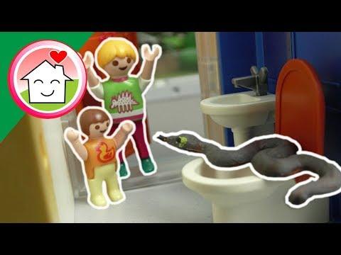 تعبان في الحمام  - عائلة عمر - أفلام بلاي