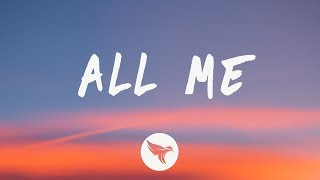 Kehlani - All Me (Lyrics) ft. Keyshia Cole
