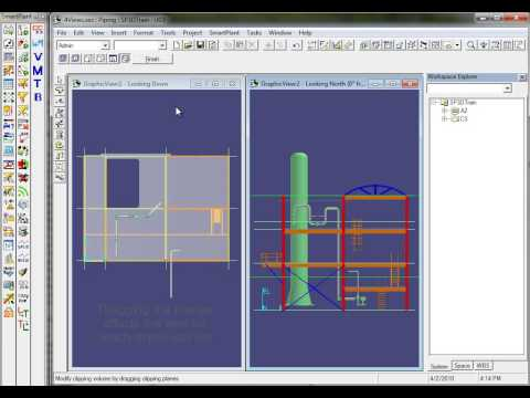 SP3D Automation ToolKit ViewManipulations