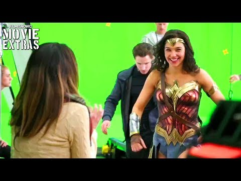 Wonder Woman - Extended Featurette (2017)