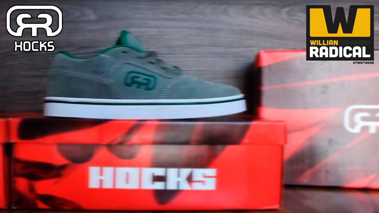29ba77e0e low priced 14a62 cac91 Tênis Hocks Media - Loja Willian Radical - YouTube