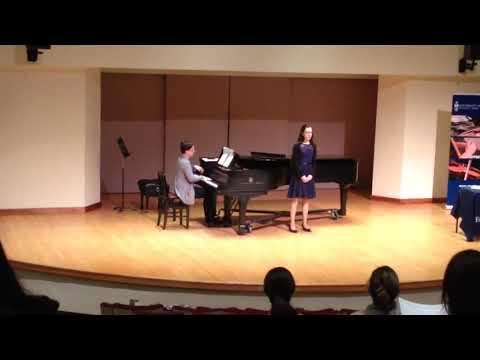Nel Cor Più Non Mi Sento - University of Toronto Opera Masterclass with Wendy Nielsen