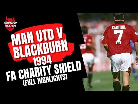 Download Man Utd v Blackburn 1994 FA Charity Shield