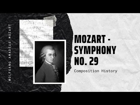 Mozart - Symphony No. 29