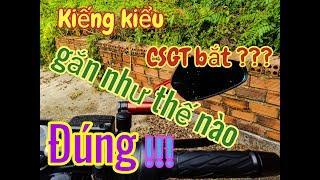 Gambar cover # 8 | Tiêu chuẩn kính chiếu hậu  | NVT Underbone | Motovlog Việt Nam
